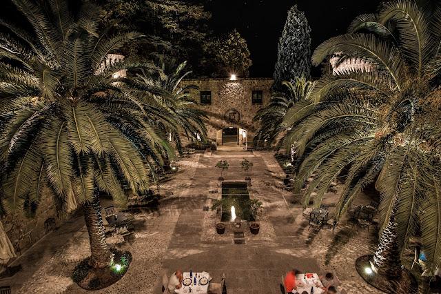 Castillo Palacio de los Condes de Oropesa - desde el balcón gótico :: Canon EOS5D MkIII | ISO100 | Canon 17-40@17mm | f/9.0 | 30s (tripod)