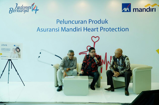 Asuransi Mandiri Heart Protection