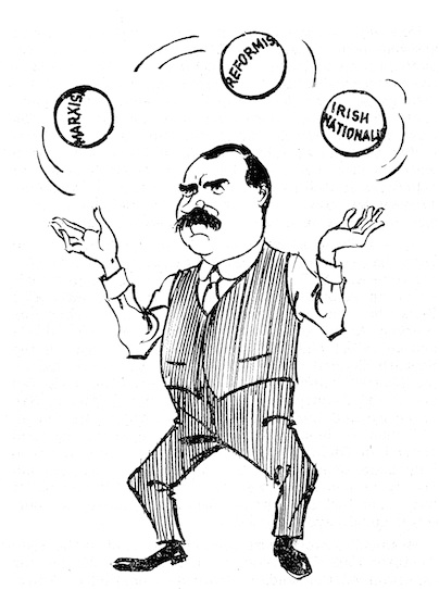Socialist Standard Past Present Did James Connolly Betray