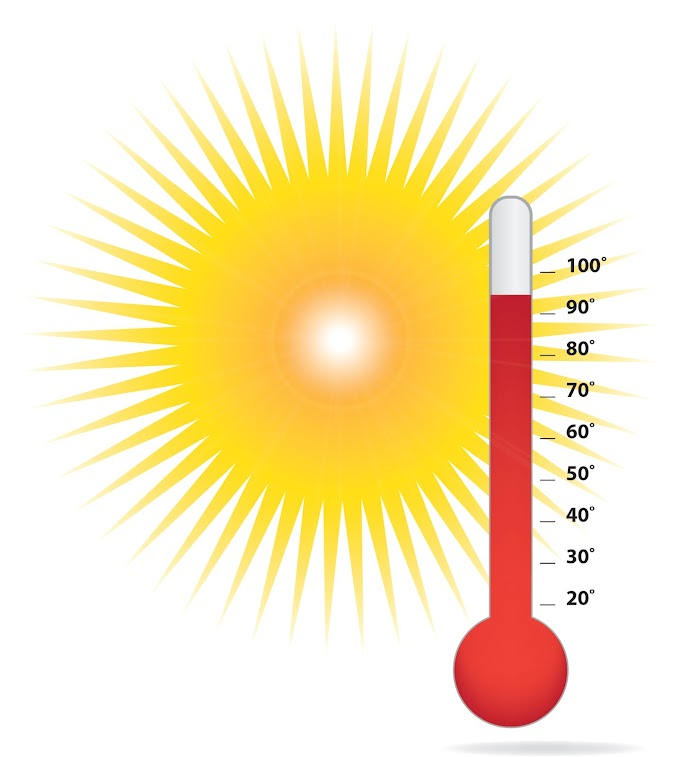 The HEAT is On! National Weather Service Issues Excessive Heat Warning