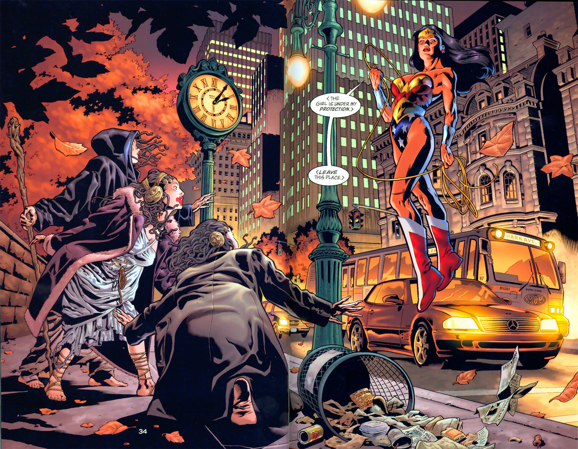 Read online Wonder Woman: The Hiketeia comic -  Issue # Full - 42
