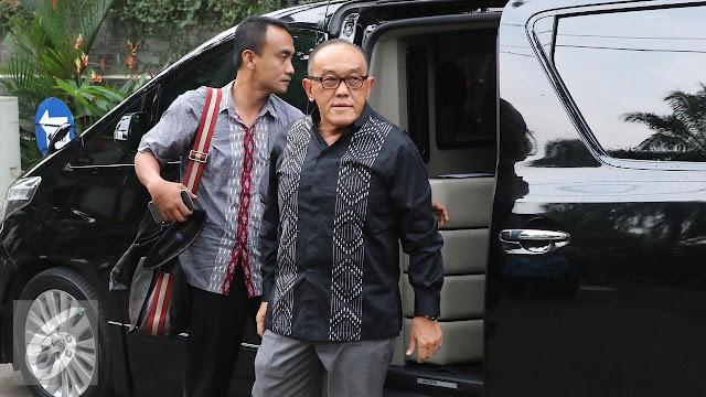 Aburizal Bakrie hingga Hary Tanoe Hadiri Resepsi Kahiyang