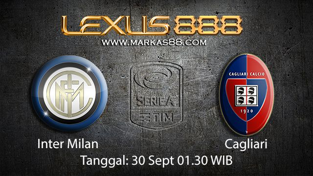 Prediksi Bola Jitu Inter Milan vs Cagliari 30 September 2018 ( Italian Serie A )