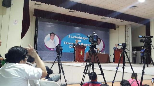 Debat Isu Terowong : Hock Seng - Penyokong Barisan Nasional Bodoh dan Kurang Ajar?!