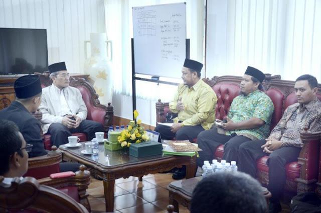 Diterima Wakil Bupati Bantul, HTI Dijanjikan Halqah Bersama Kyai Dan Ulama Bahas Khilafah