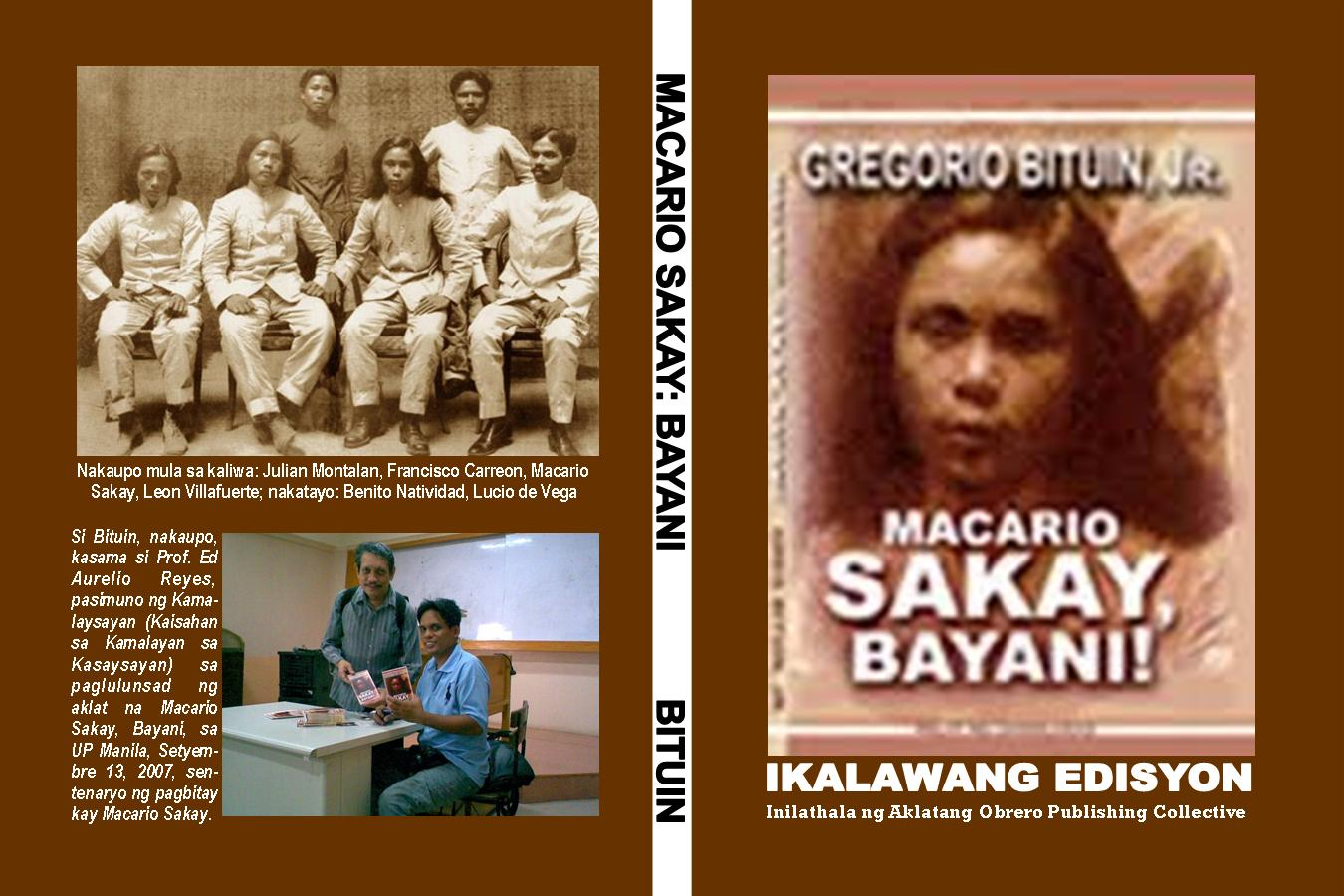 macario sakay movie reaction Macario sakay movie reaction macario sakay y de león (1870 – september 13, 1907) was a filipino general in the philippine revolution against spain and in the philippine-american war.