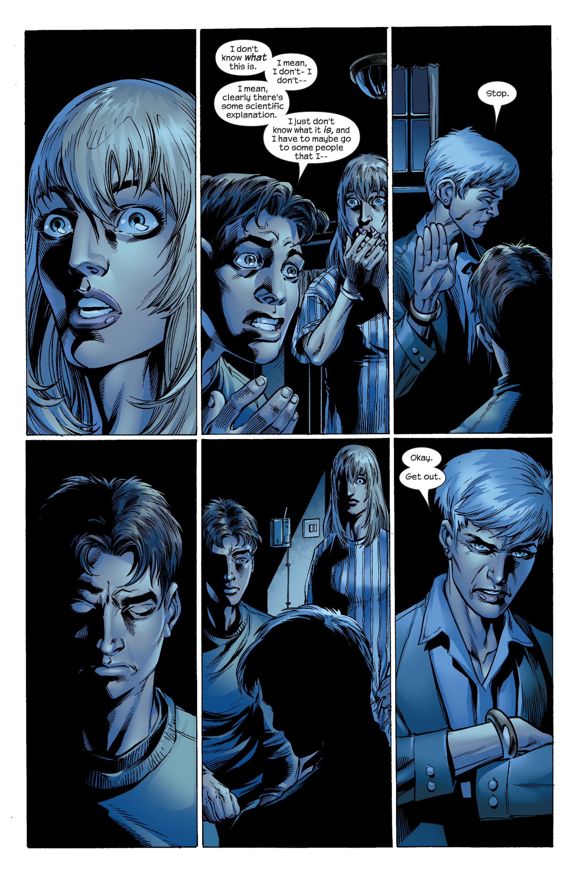 Read online Ultimate Spider-Man (2000) comic -  Issue #99 - 17