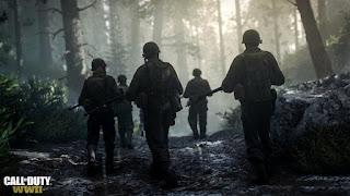 anda pasti akan sangat menantikan seri terbaru dari Call of Duty ini NAZI Zombie Mode Hadir di Call of Duty : WWII