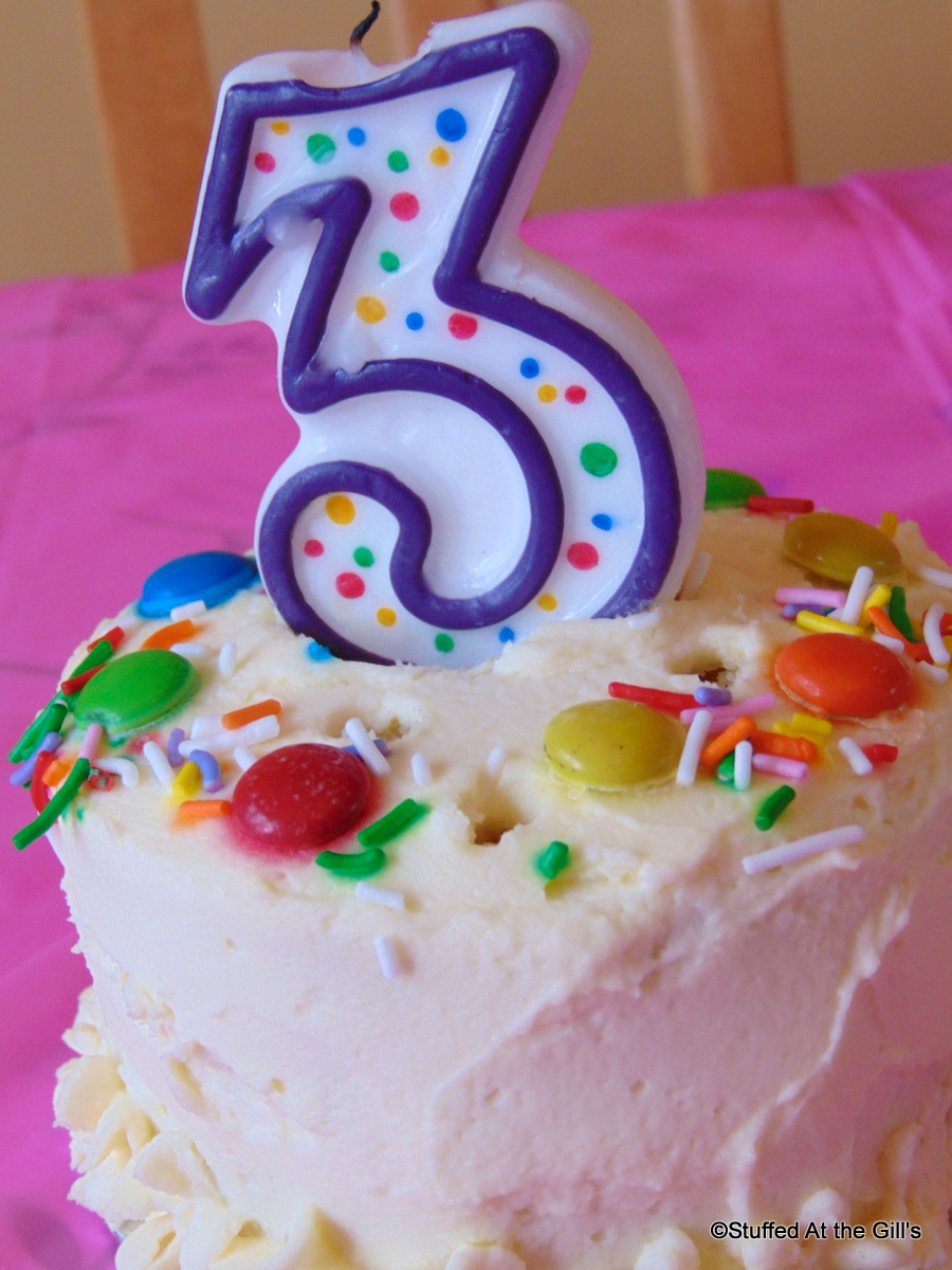 Can You Freeze Leftover Birthday Cake