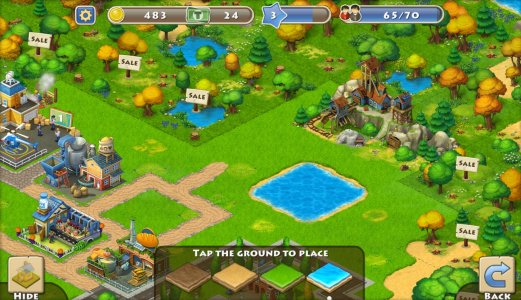 download Township mod money apk