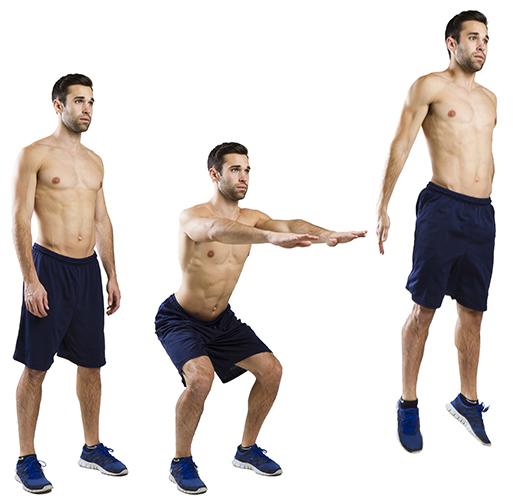 337 Pengaruh Latihan Half Squat dan Latihan Quarter Squat pada ...