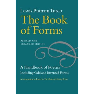 The Book of Forms: A Handbook of Poetics