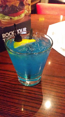 Hard Rock Cafe Manchester Welcome Drink