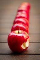 Buah apel untuk jus diet