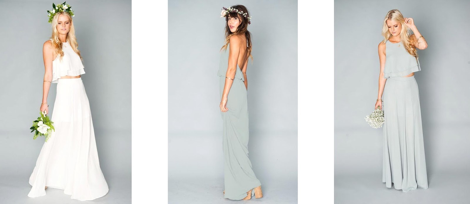 27dress, bridesmaid dress, classy boho long bridesmaid dress chiffon designer, 27dresses,
