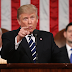Excerpts from President Trump's State of the Union address