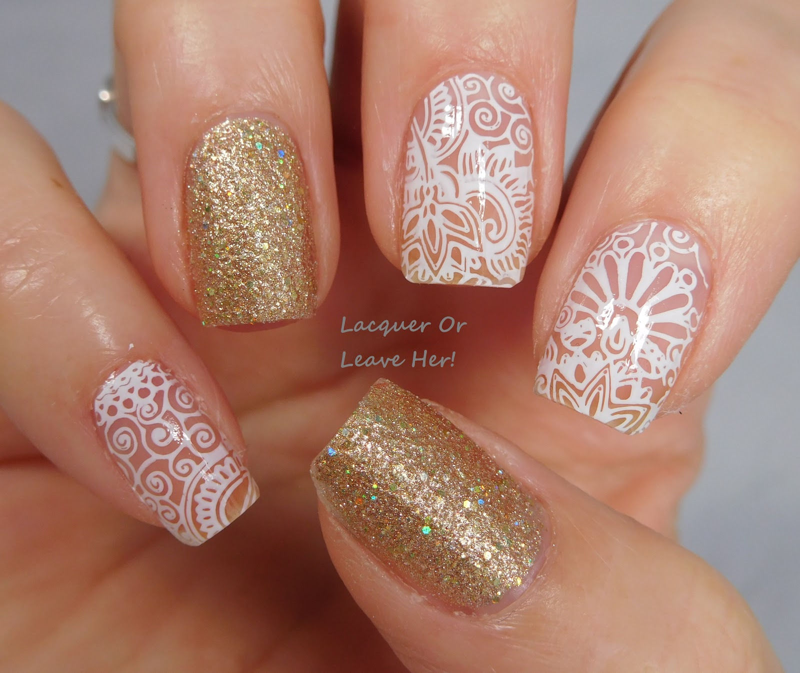 Lacquer Or Leave Her Review Winstonia Love Of Henna Plate Plus