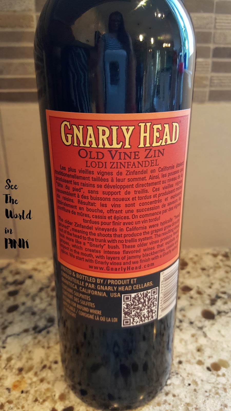 gnarly head old vin zin