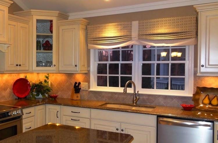 Classy Kitchen Windows Ideas 7