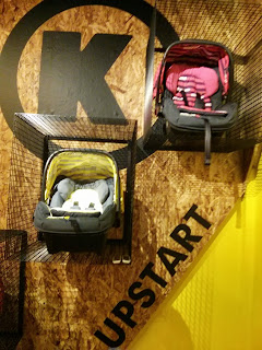 Upstart Carseat Koochi
