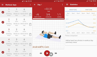 10 Best Free Workout Apps for Android in 2018 (Fitness Workout Apps) 6