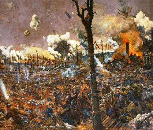 World War I (WWI) Battle Reports & Scenarios