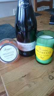 Prosecco collection, Gummies, Brut, Candle