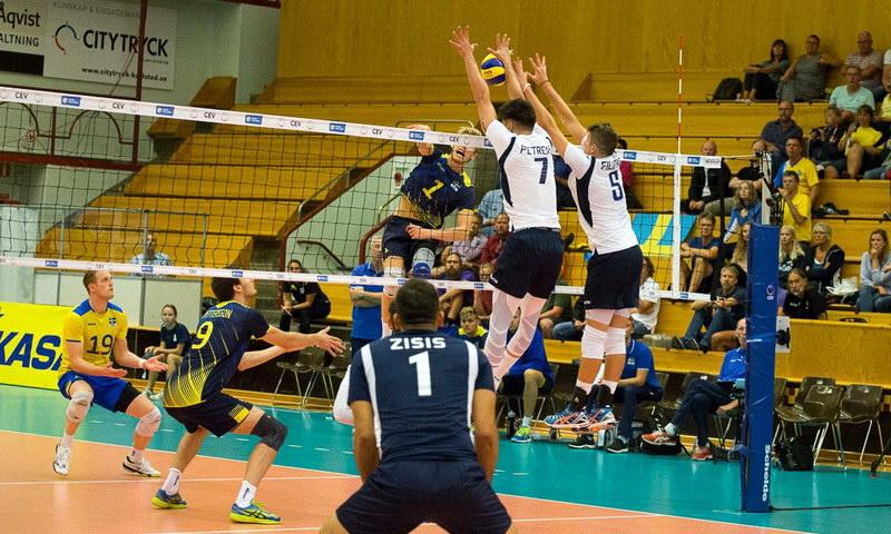 Νίκη της Εθνικής βόλεϊ στη Σουηδία και επιστροφή στην Αλεξανδρούπολη