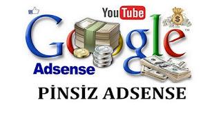 Satılık Pinsiz AdSense