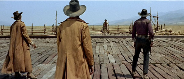 Once Upon a Time in the West is a classic Western epic.