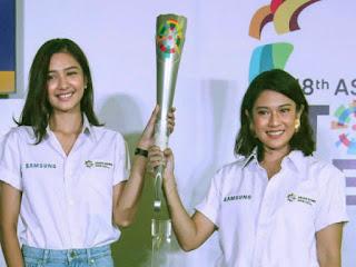Jadwal & Rute Pawai Obor Asian Games 2018 di Kota Bandung