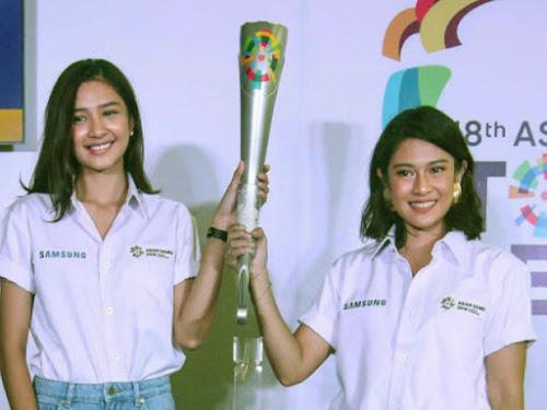 Rute Pawai Obor Asian Games 2018 di Bandung