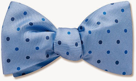 Summer Day bow tie from Beau Ties Ltd.