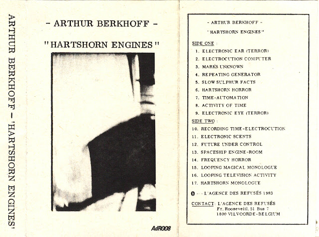 Arthur Berkhoff Hartshorn Engines