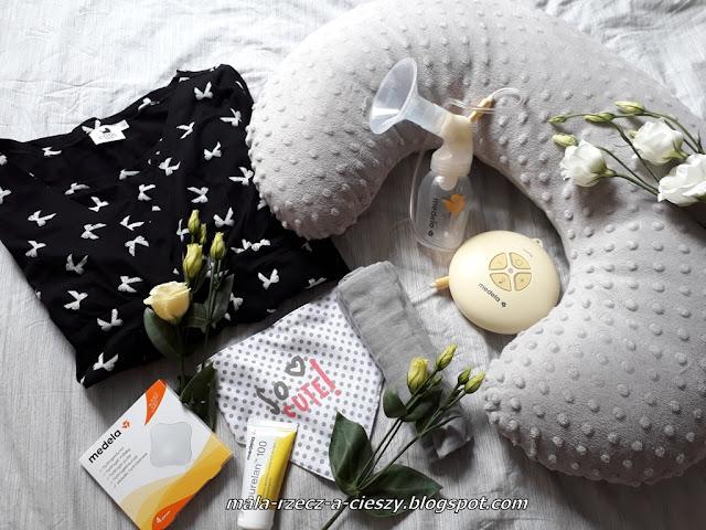 #1 Akcja wyprawka dla noworodka - Chcę ponownie karmić piersią