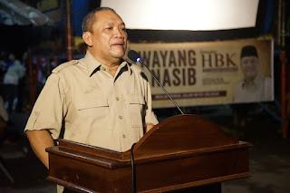 HBK : Wayang Kulit , warisan yang penuh nilai-nilai sosial, budaya dan jembatan penyampai pesan .