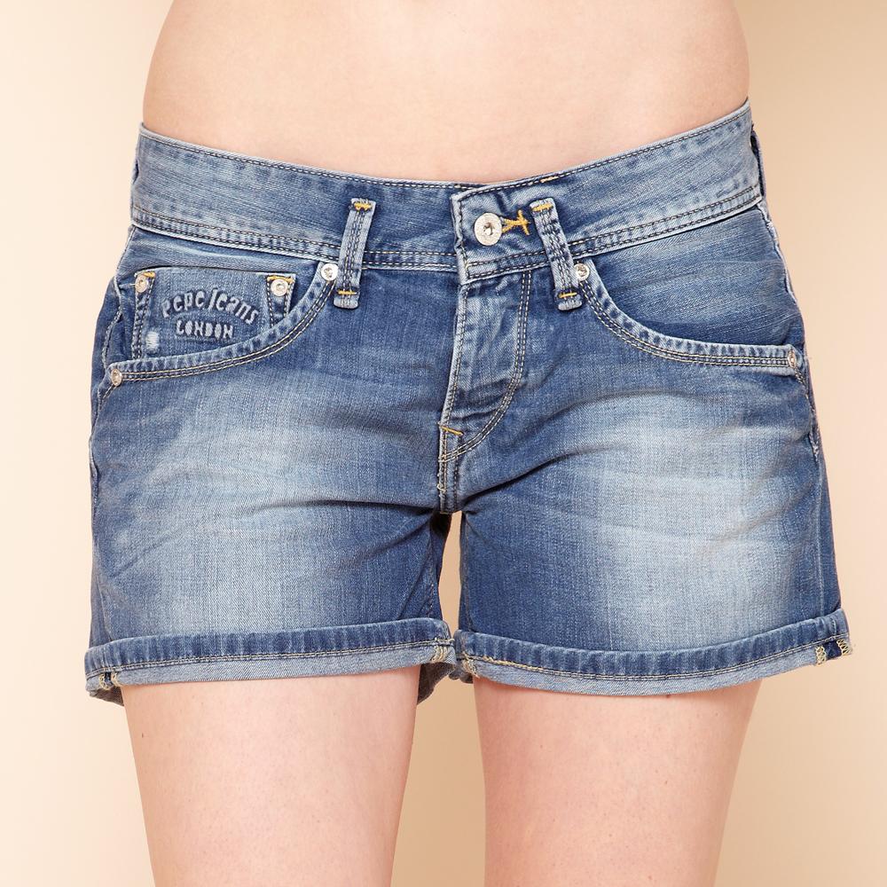 DIY: denim shorts | Famous Blog