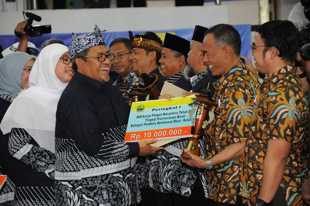 Jawa Barat Peringati Hari Pangan Se-Dunia