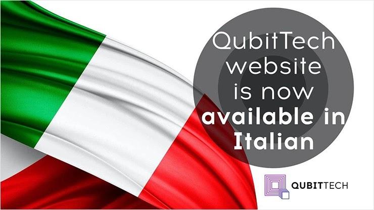 Добавление итальянского языка на платформу QubitTech