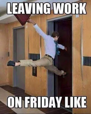 Who is more than ready for this three day weekend?! We know we are!