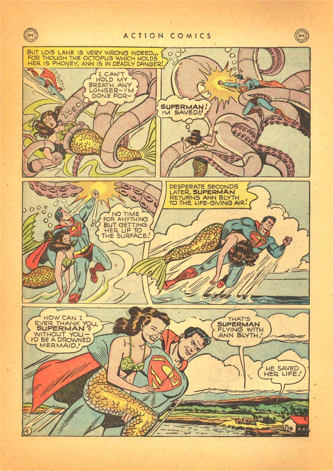 Action Comics (1938) 130 Page 4