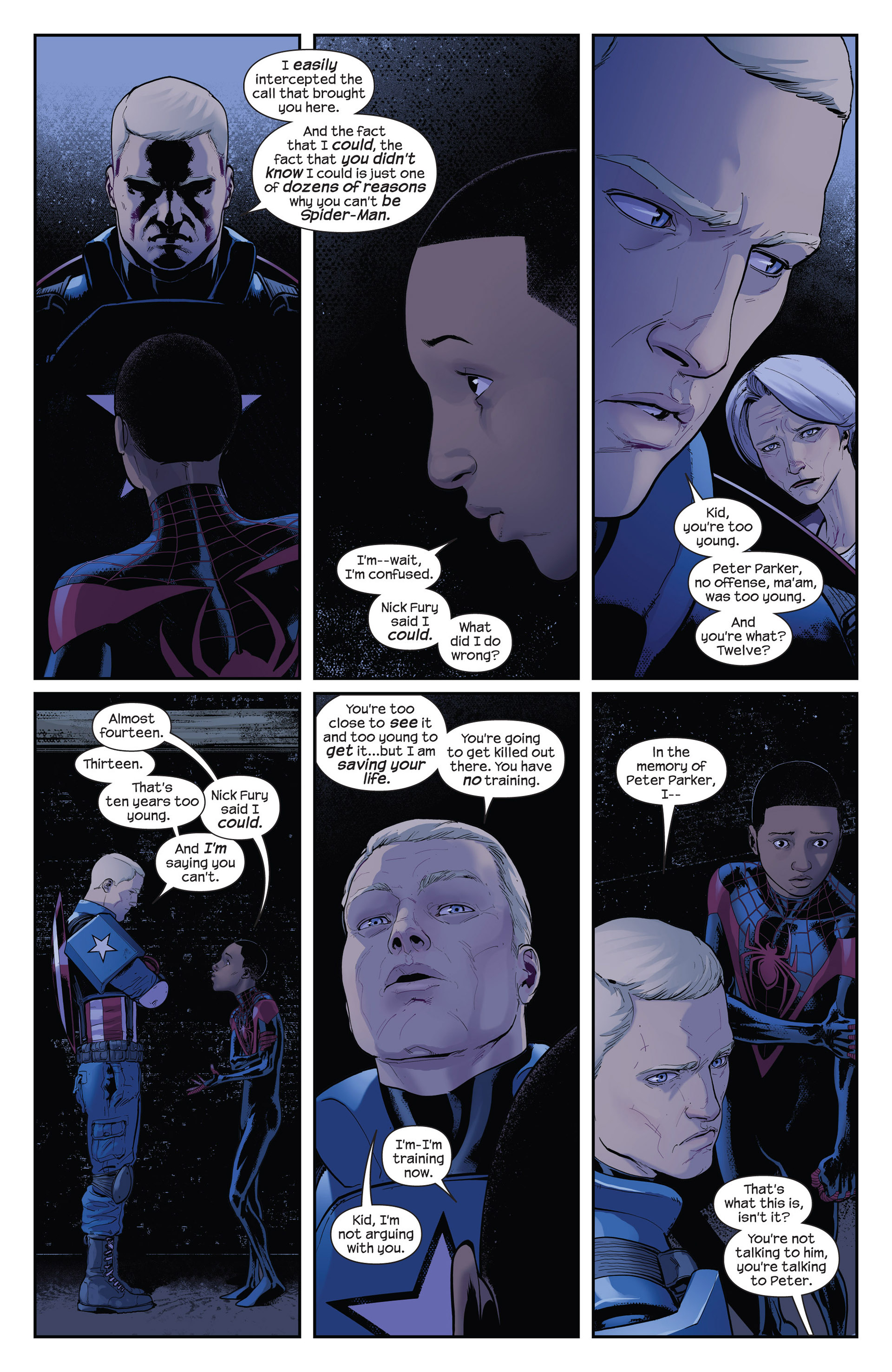 Read online Ultimate Comics Spider-Man (2011) comic -  Issue #14 - 5