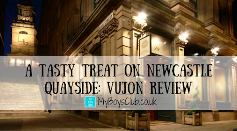 A Tasty Treat on Newcastle Quayside: Vujon (REVIEW)