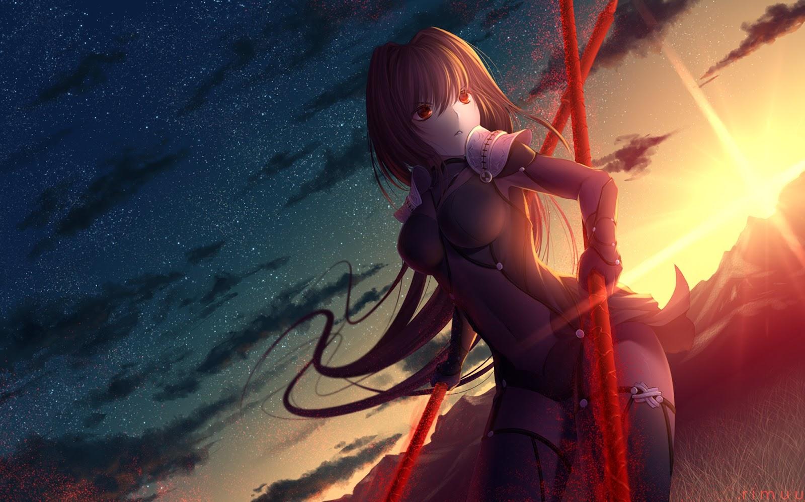 Fate AowVN%2B%252817%2529 - [ Hình Nền ] Anime Fate/GrandOrder tuyệt đẹp Full HD | Wallpaper