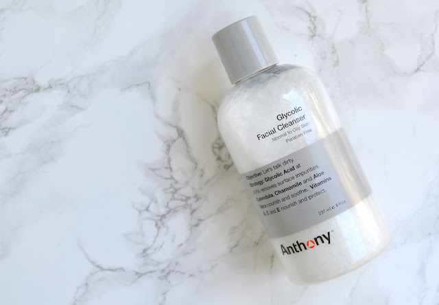 Anthony Glycolic Facial Cleanser Review