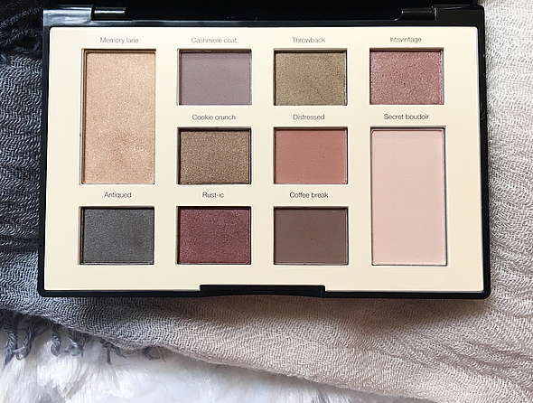 review sephora vintage filter palette beauty from katie. Black Bedroom Furniture Sets. Home Design Ideas