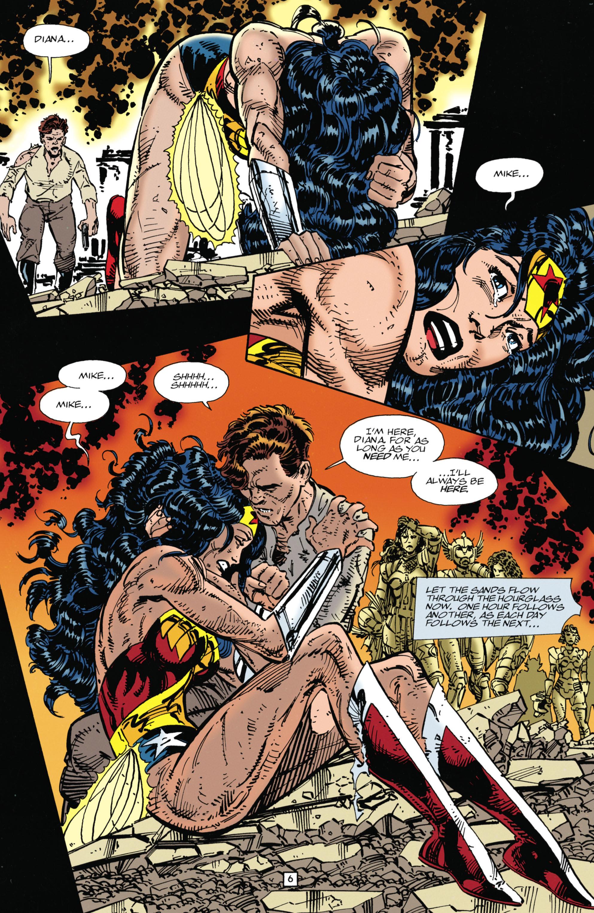 Read online Wonder Woman (1987) comic -  Issue #104 - 6