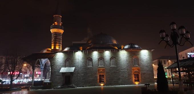 Lala Paşa Camisi Erzurum.