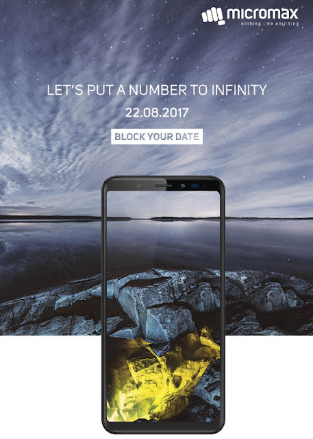 Micromax Canvas Infinity images wallpaper