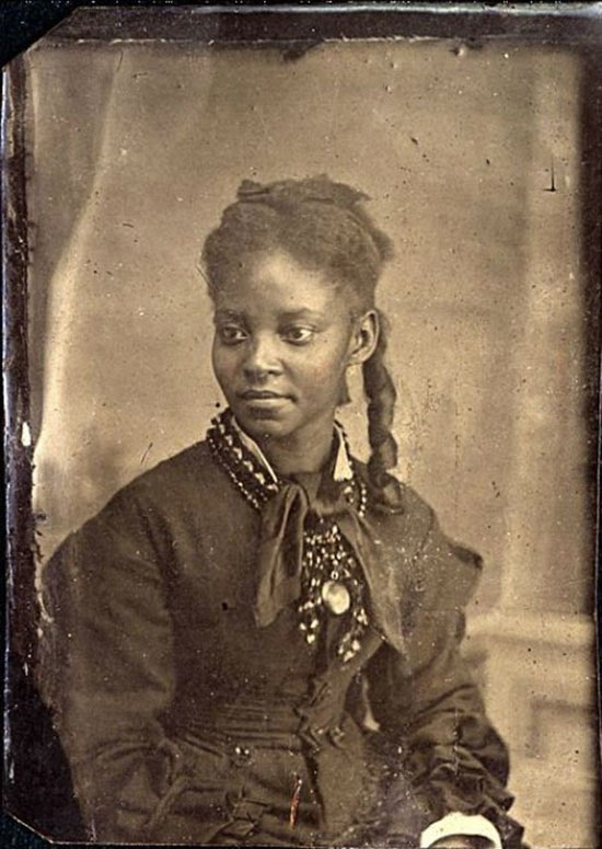 Photographs Taken By Minds Eye >> 18 Interesting Vintage Studio Portraits of Women of Color from the Victorian Era ~ vintage everyday